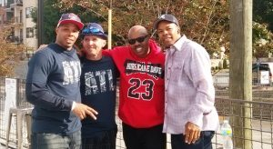 REEC, UNCLE E, Hurricane Dave & PAYUSA's POP