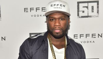 50 Cent Host Gold Room