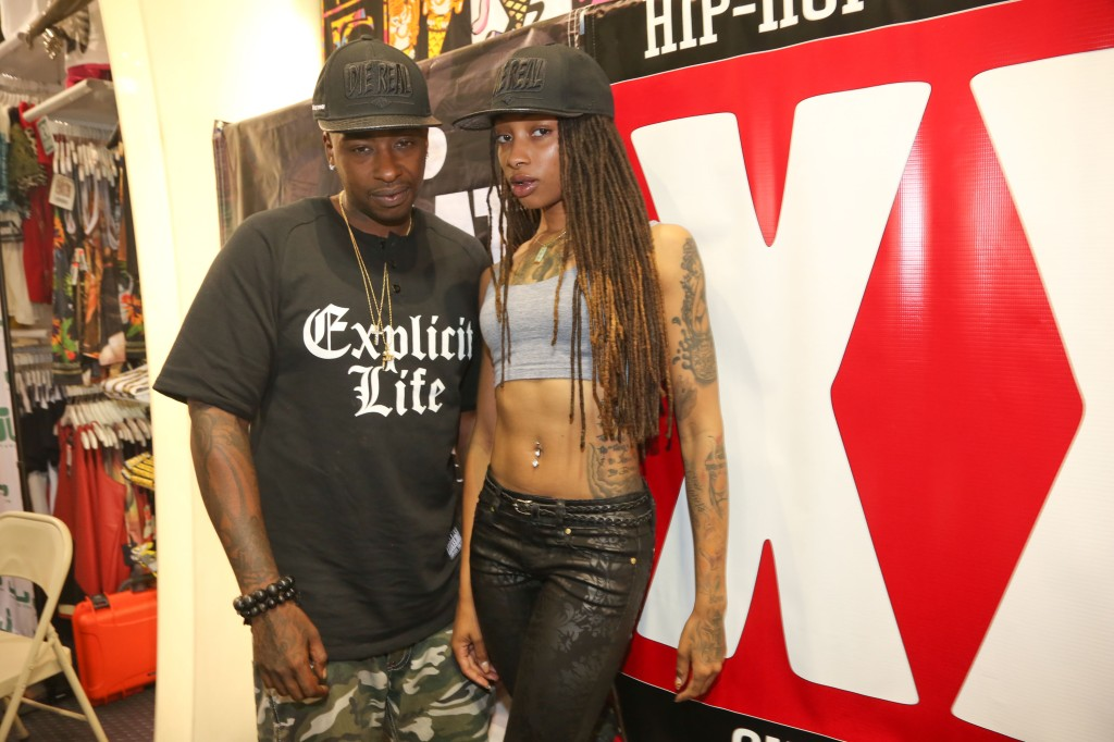 Black ink s dutchess opens new shop in north carolina for Black ink crew tattoo shop