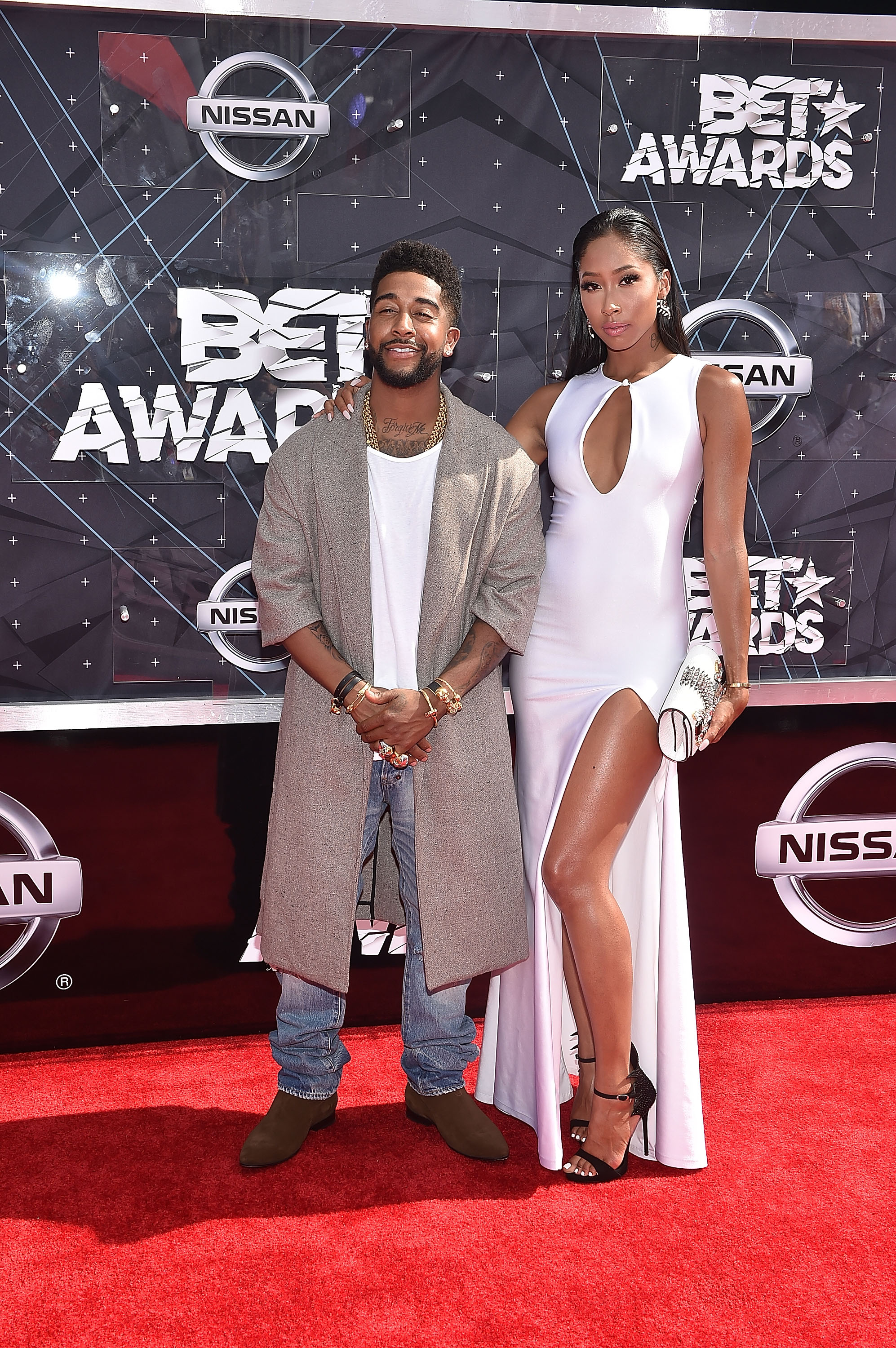 2015 BET Awards - Arrivals