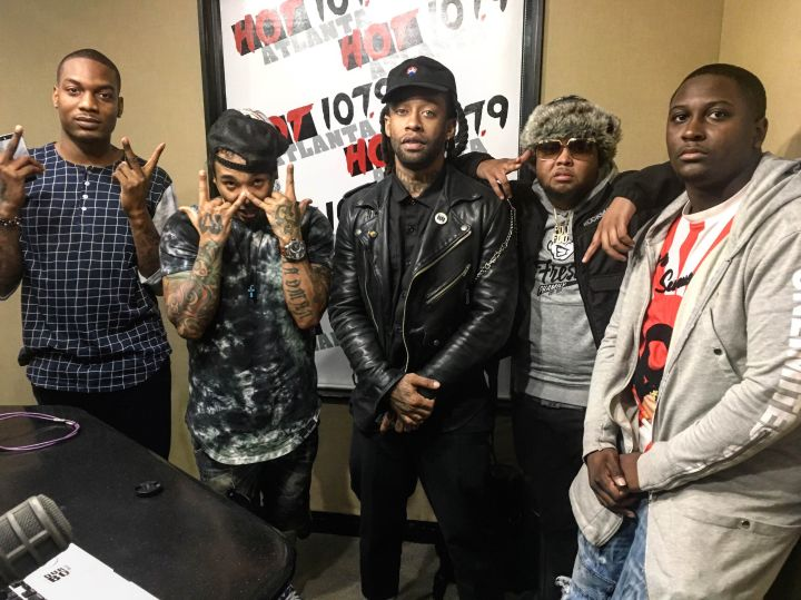 Durtty Boyz With Ty Dolla Sign