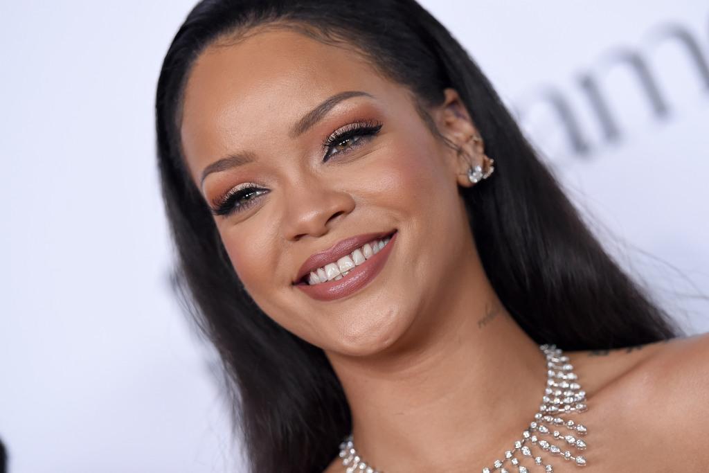Rihanna and The Clara Lionel Foundation Host 2nd Annual Diamond Ball
