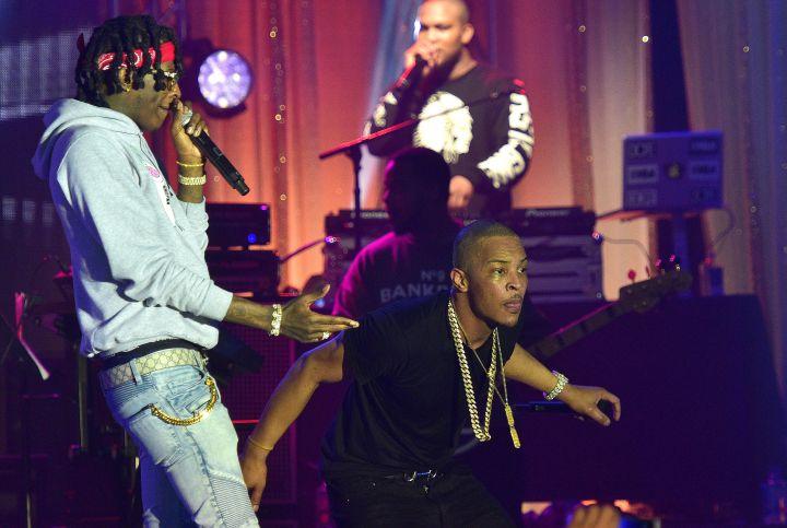 TIP Announces TIDAL Partnership At Pop-Up Concert In Atlanta