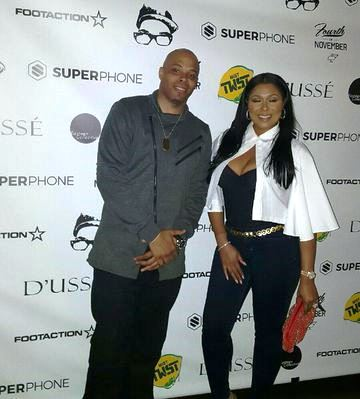 Reec & Althea at Duece event