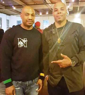 Reec & Biggs at Duece event