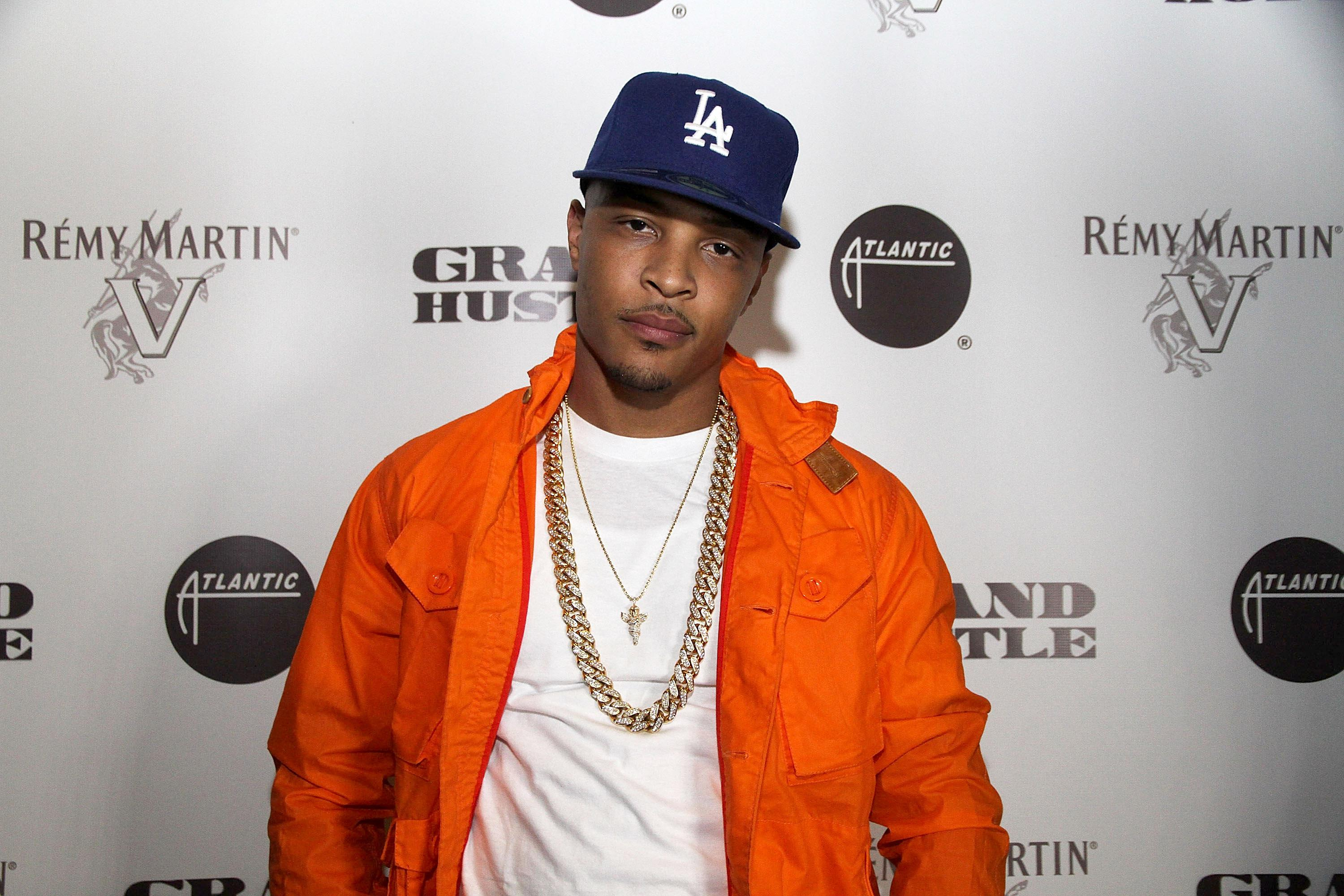 T.I. Listening Party In South Beach