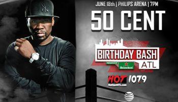 Hot 1079 Birthday Bash ATL