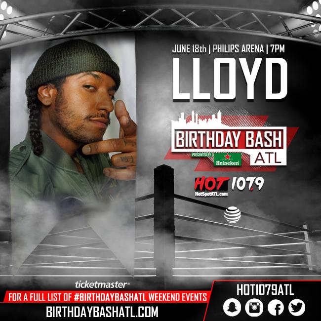 Hot 1079's Birthday Bash ATL