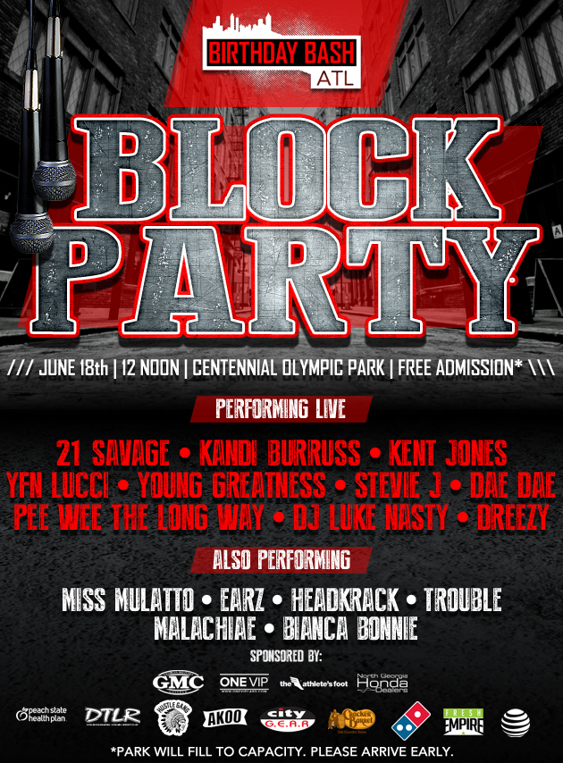 block party final
