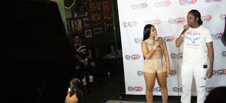 Birthday Bash Classic Hip Hop Backstage [PHOTOS]