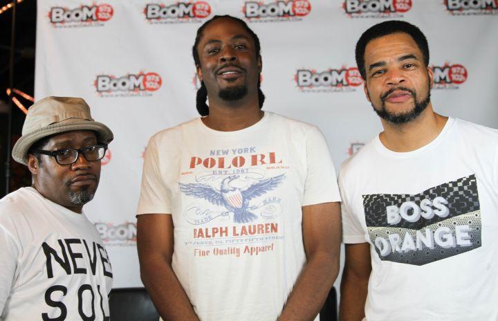 BHigh, DJ Nabs, Daddy O