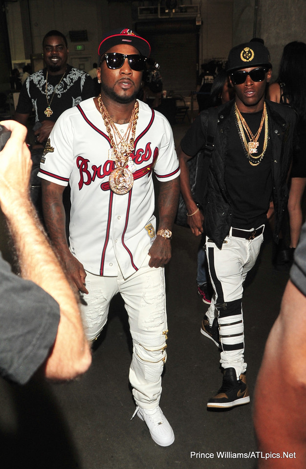 Jeezy #BirthdayBashATL [PHOTOS]