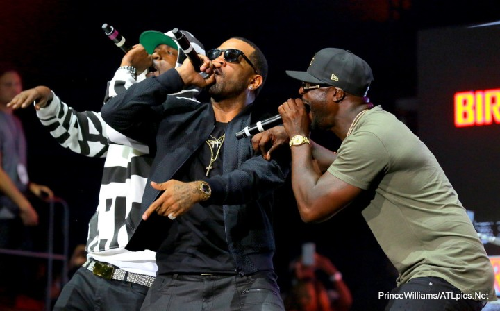50 Cent + Surprise Guest G – Unit