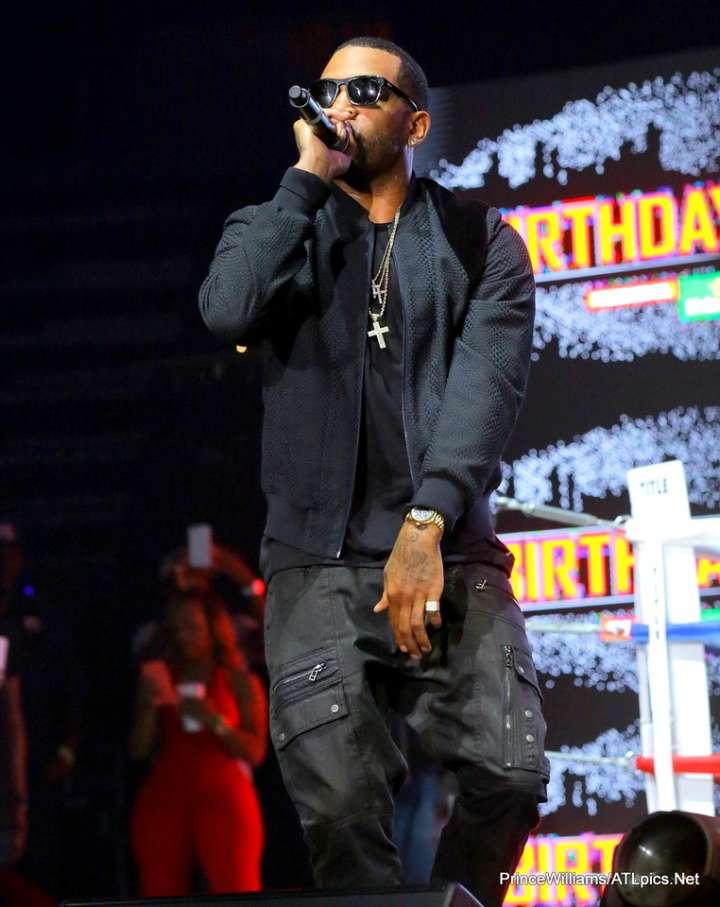 50 Cent + Surprise Guest G – Unit