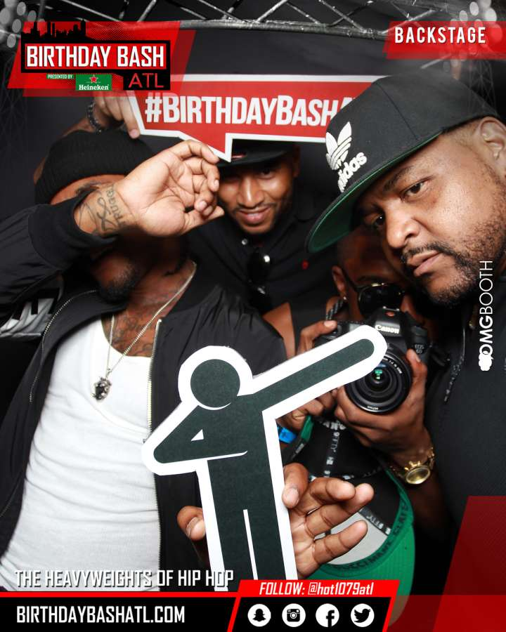Birthday Bash Celebs Photo Booth
