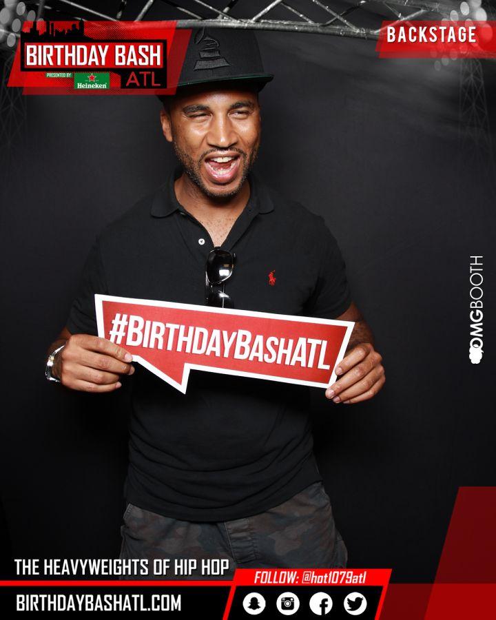 Birthday Bash Staff Photo Booth