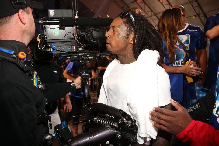 Lil' Wayne Fight