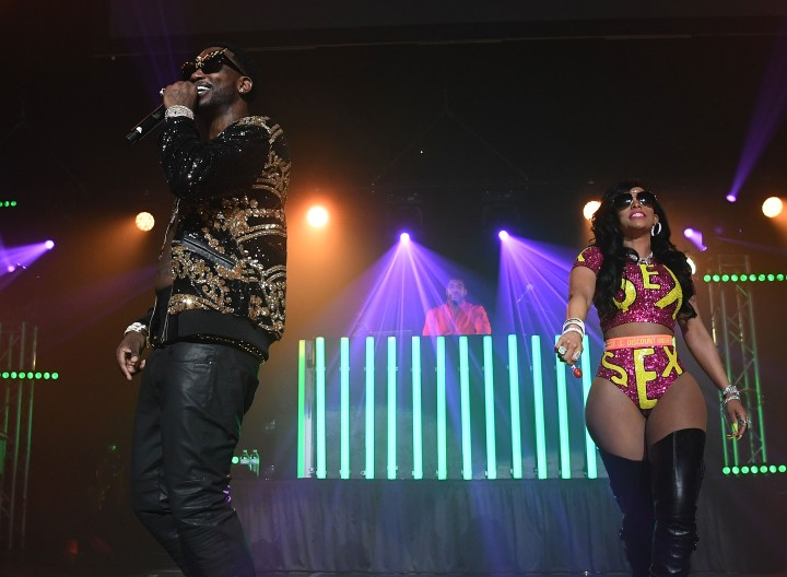 Gucci Mane And Friends Concert 17 [PHOTOS]