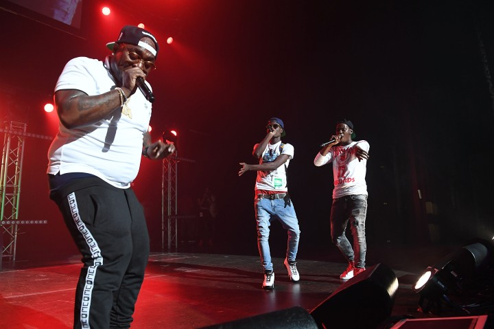 Gucci Mane And Friends Concert 13 [PHOTOS]