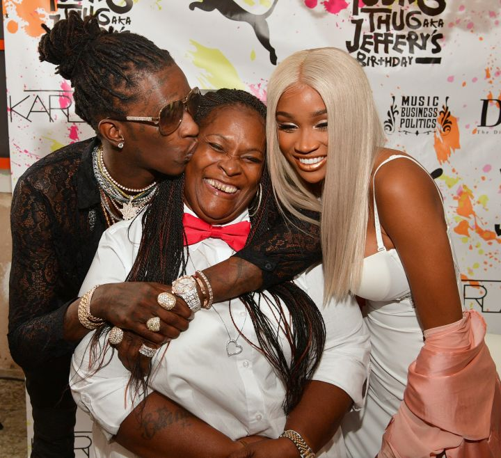 Young Thug Celebrates 25th Birthday