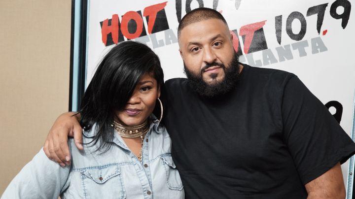 DJ Khaled Gives Mz Shyneka The Word On The Streets