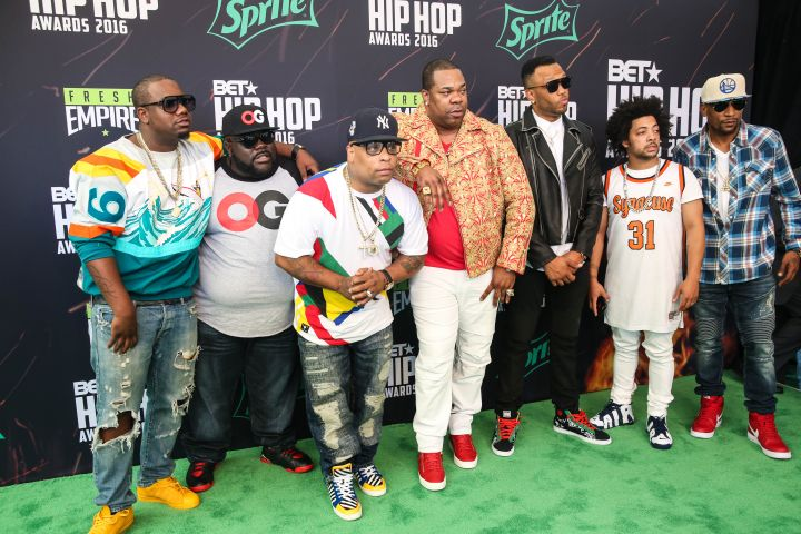 Busta Rhymes and Flipmode Squad