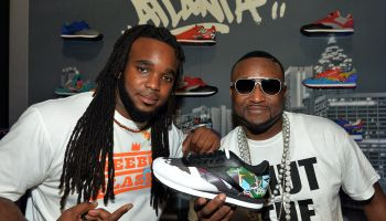 Reebok Classic Gifting Lounge At ATL Birthday Bash