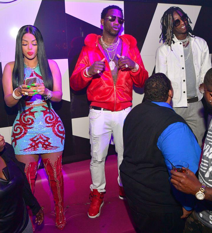 Gucci Mane & Keyshia Ka'oir 9