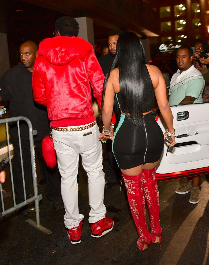 Gucci Mane & Keyshia Ka'oir 10