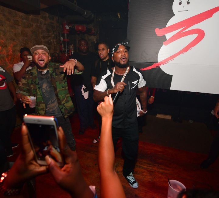 Jeezy Secret Pop Up Show 07