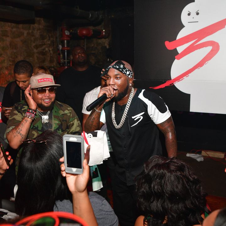 Jeezy Secret Pop Up Show 08