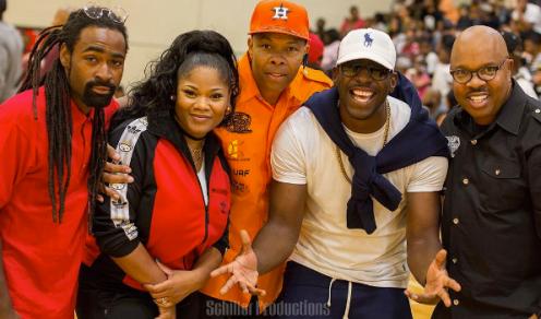 @PAYUSA PayDay Celebrity Basketball Game