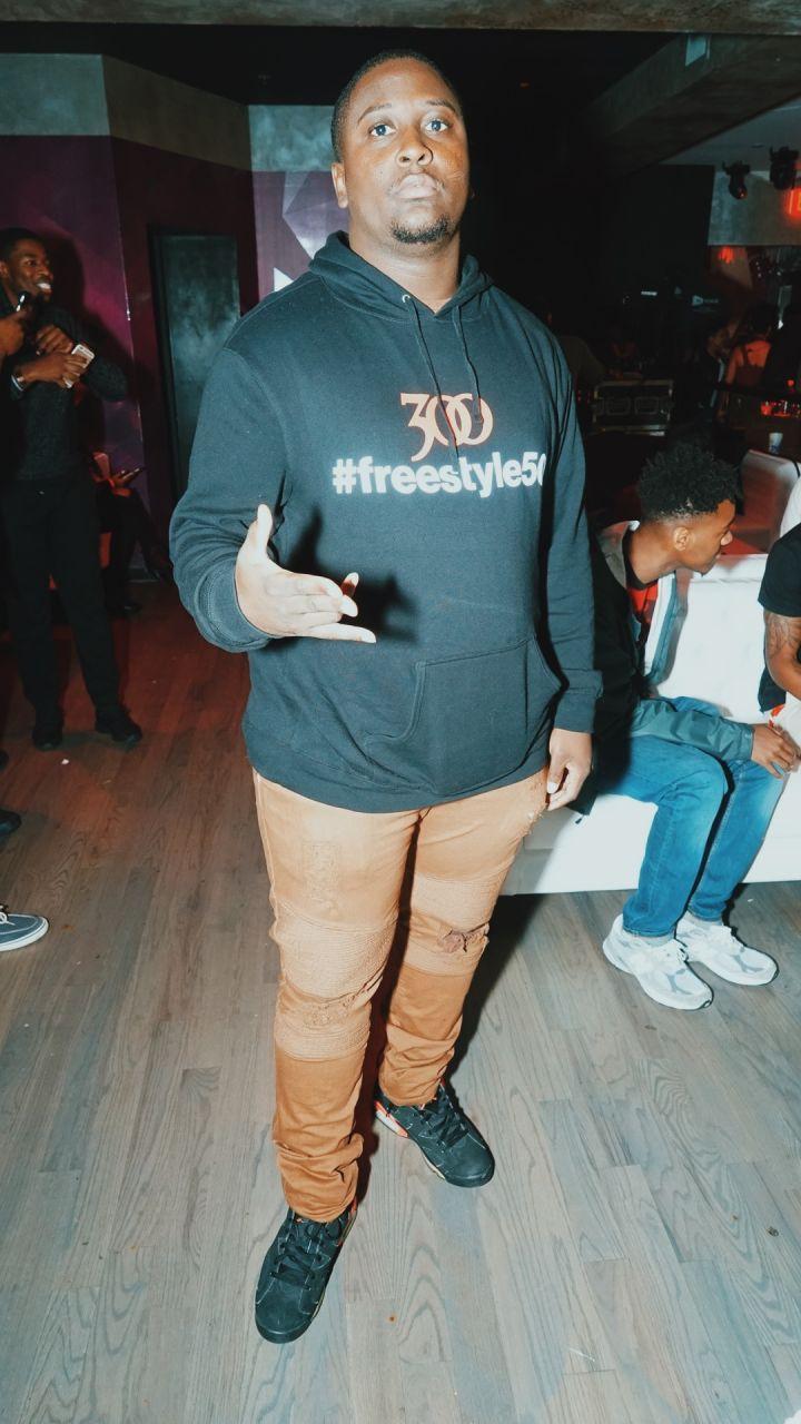 300 Ent & Verizon #Freestyle50Challenge 23