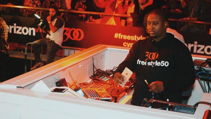 Verizon Freestyle 50 Challenge