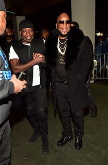 Jeezy\'s \'Trap Or Die 3\' Album Release Party