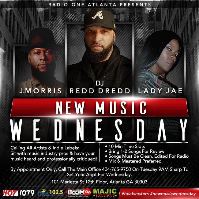 new music wednesday