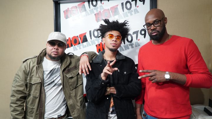Durtty Boyz Show Interview's EvanderGriiim For Famous Friday