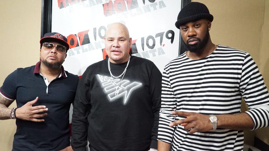 Fat Joe On The Durtty Boyz Show