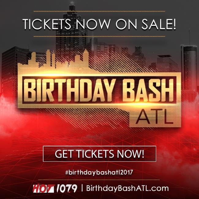 Birthday bash pre sale 2017