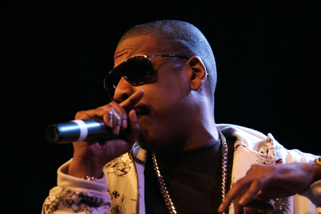 Jay-Z 'Hangar Tour' - Atlanta - November 18, 2006