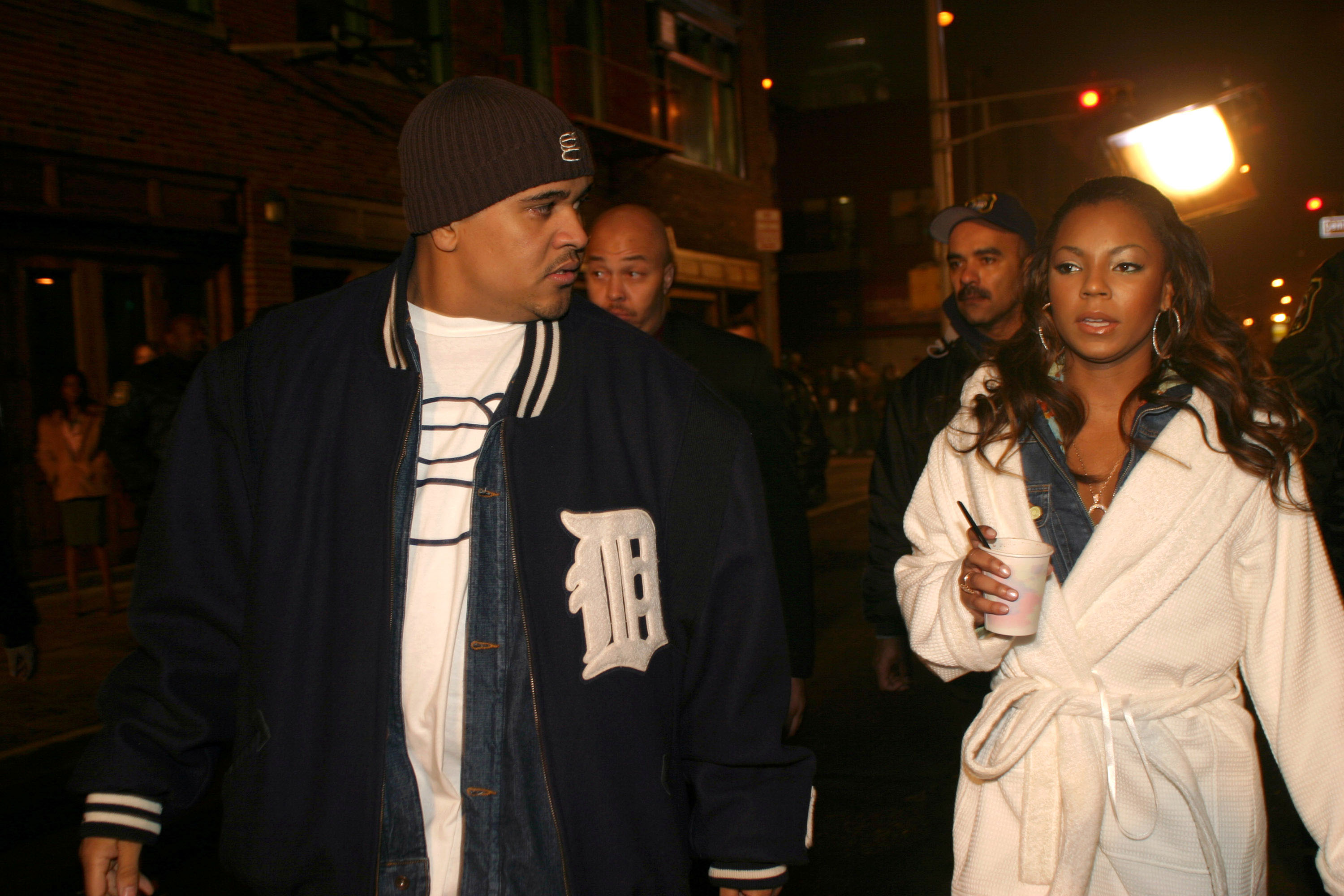 Lloyd's Southside Video Shoot Featuring Ashanti