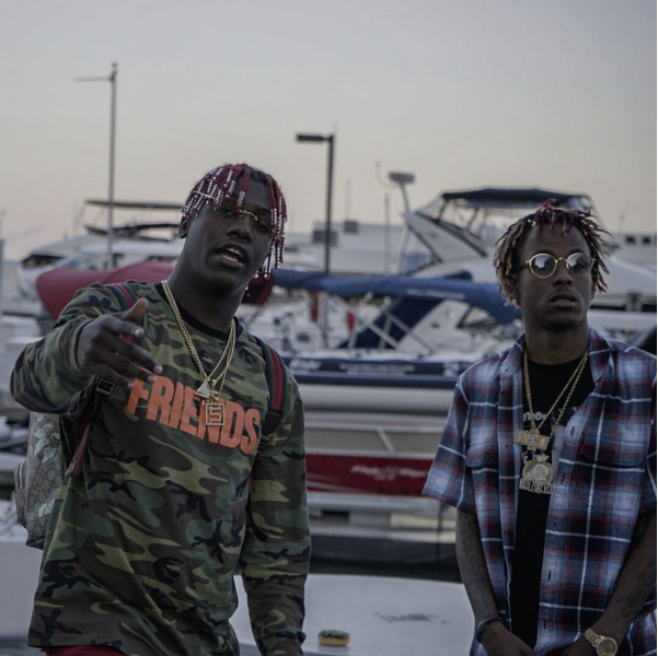 Lil Yachty and Rich The Kid