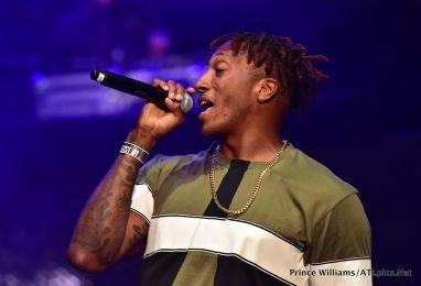"Praise Break: Lecrae Feat  Mali Music ""Tell The World"" | Get Up"