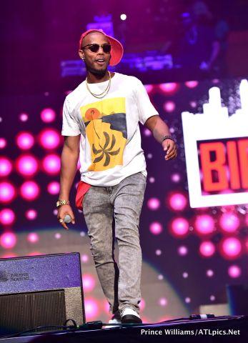 B.O.B. at #BirthdayBashATL2017
