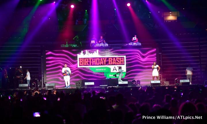 Remy Ma at #BirthdayBashATL2017