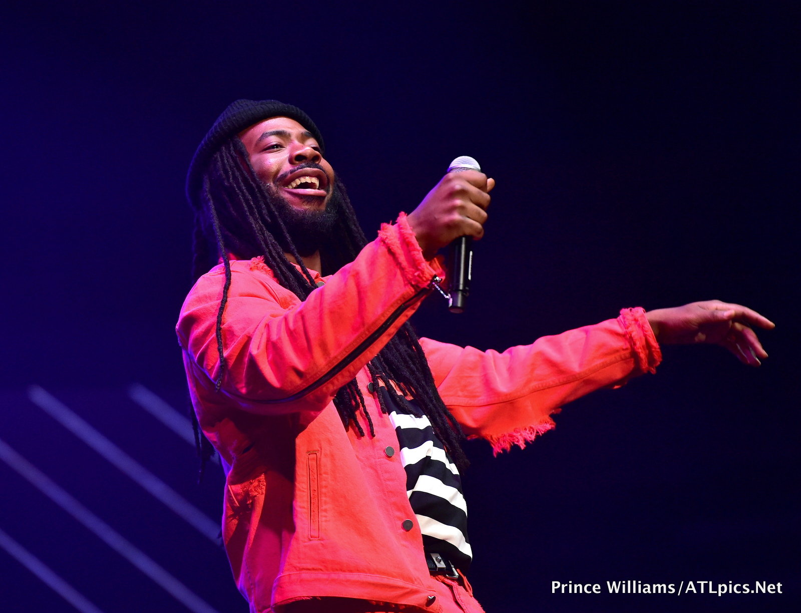 Dram at #BirthdayBashATL2017