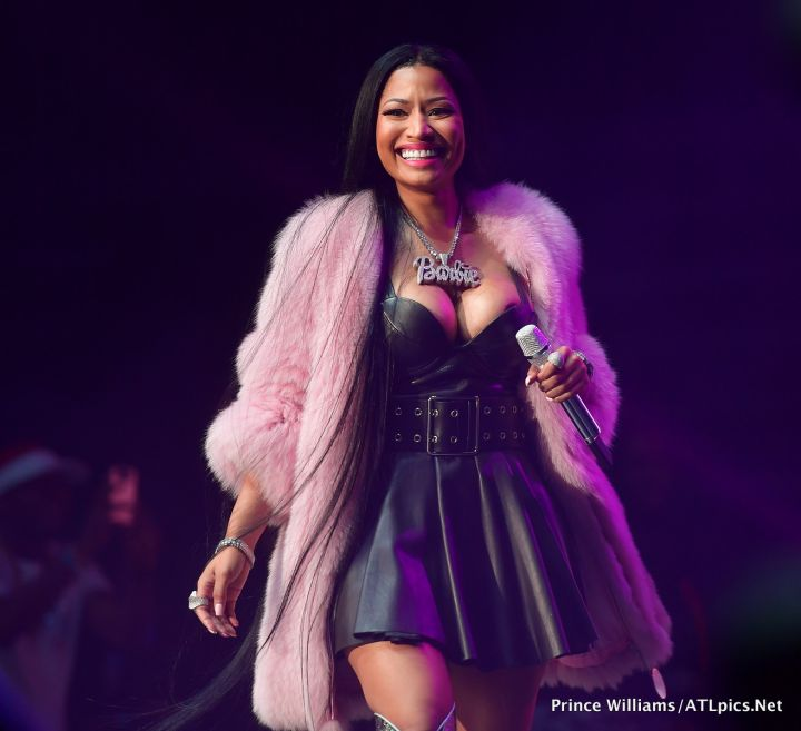 Nicki Minaj #BirthdayBashATL2017