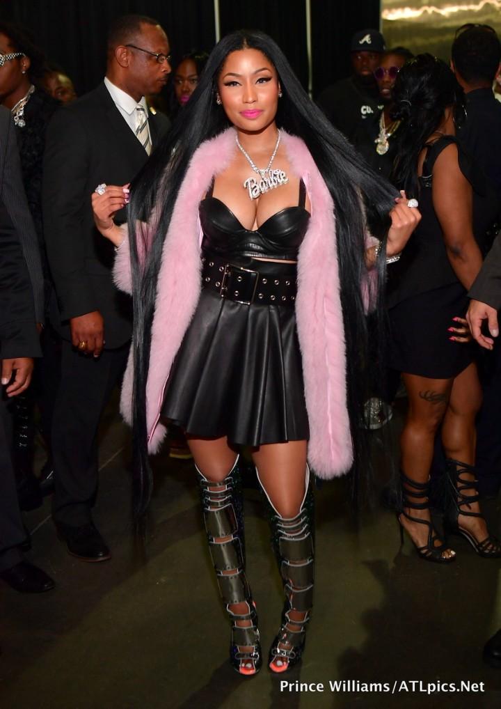 Nicki Minaj #BirthdayBashATL2017
