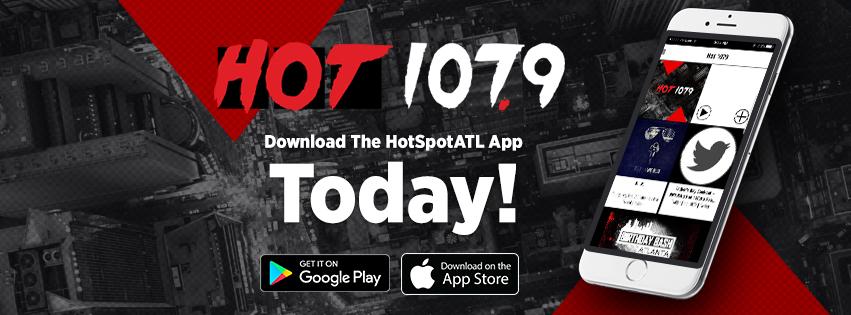 Hot 107.9 Mobile App