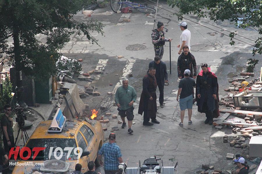 Avengers Movie Set